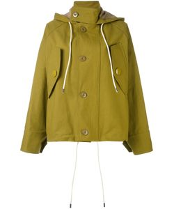 Marni | Oversized Hooded Jacket