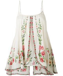 Mes Demoiselles | Embroidered Top
