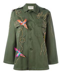 Night Market | Birds Studded Jacket
