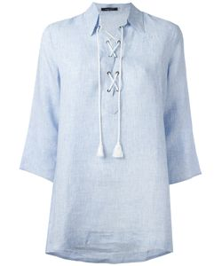 Roberto Collina | Neck-Tie Blouse Size Small