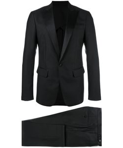 Dsquared2 | London Smoking Suit 52 Silk/Wool/Polyester/Cotton