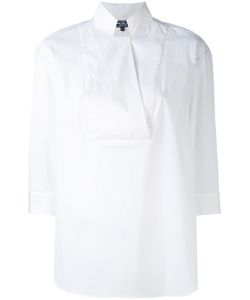 Salvatore Ferragamo | Open Neck Shirt