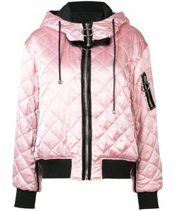 Nicopanda | Quilted Bomber Jacket Size Small