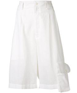 Yohji Yamamoto   Asymmetric Shorts Women 2
