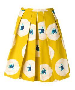 Eggs   Print Skirt 44