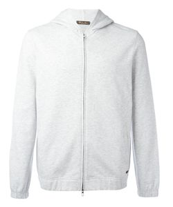Loro Piana | Zipped Hoodie Size Medium