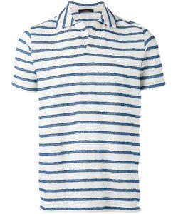 The Gigi | Striped Polo Shirt