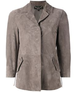 Salvatore Ferragamo | Classic Collared Jacket