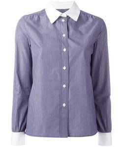 Vanessa Seward | Striped Shirt Size 40