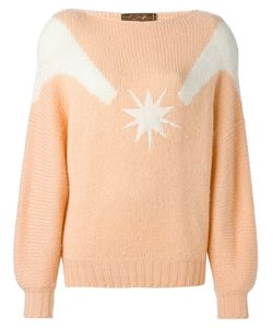 Thierry Mugler Vintage | Star Motif Sweater 44