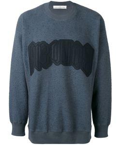 Golden Goose Deluxe Brand   Felted Sweatshirt