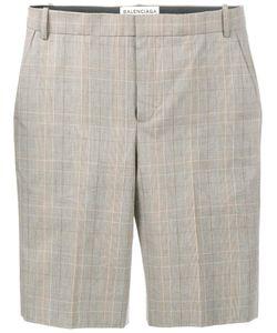 Balenciaga | Check Bermuda Shorts Size 40