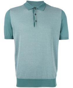 Corneliani   Knitted Polo Shirt 50