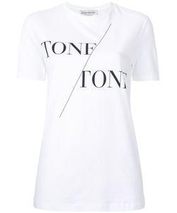 Être Cécile | Tone T-Shirt Size Medium