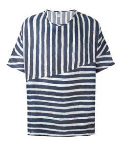 E. Tautz | Collection Wide Fit T-Shirt Large Linen/Flax