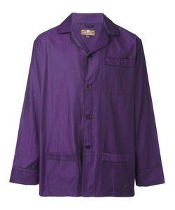 Otis Batterbee | Herringbone Pyjama Set Medium Cotton