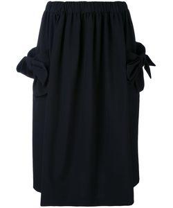 Comme Des Garçons Comme Des Garçons | Bow Pocket Skirt