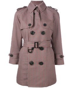 Dsquared2 | Lightweight Check Coat Size 44