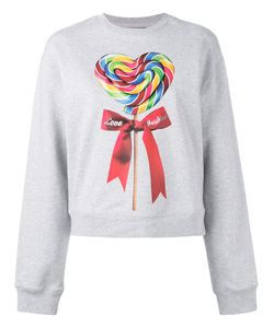 Love Moschino   Lollipop Print Sweatshirt Size 40
