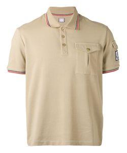 Moncler Gamme Bleu | Contrast Polo Shirt