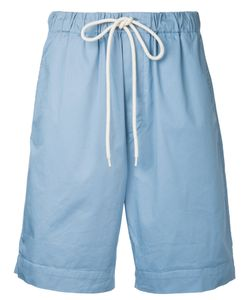 Bassike | Oversized Drawstring Shorts