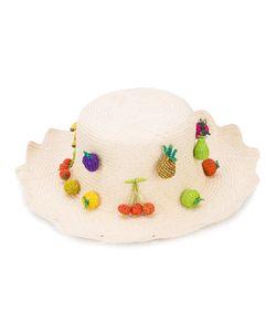 Mercedes Salazar   Fruit Hat