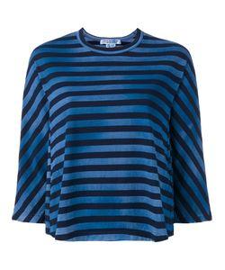Comme Des Garçons Comme Des Garçons | Striped Flared T-Shirt