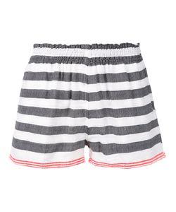 Lemlem   Striped Shorts L