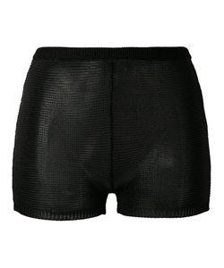 Balmain | Knit Hot Pants 40