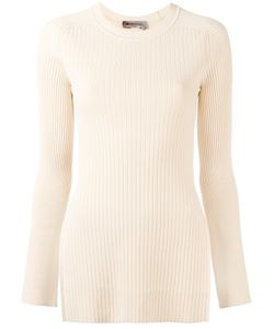 Sportmax | Torre Ribbed Kniited Blouse Size Medium