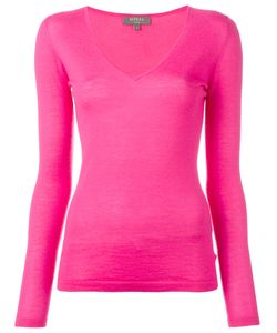 N.Peal | Superfine V-Neck Jumper Women