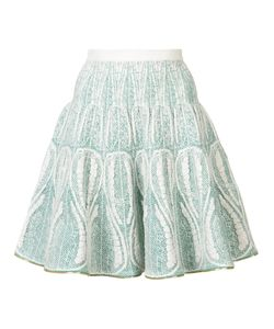 Sophie Theallet | Embroidered Flared Skirt