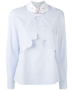 Vivetta   Embroidered Shirt