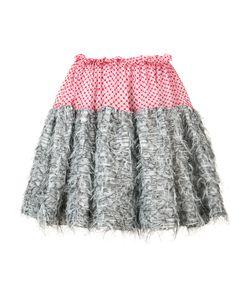 Jourden | Tulle Gathered Skirt 40
