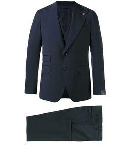 Gabriele Pasini   Wide Lapel Single-Breasted Suit 48