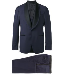Gabriele Pasini   Contrast Lapel Dinner Suit 50