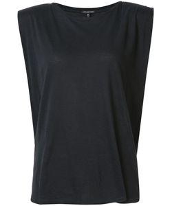 R13 | Shoulder Pads Muscle T-Shirt Size Xs
