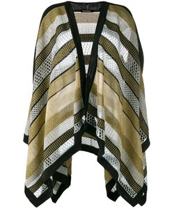 Balmain | Knitted Cape 36