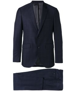 Hackett   Checked Two-Piece Suit 48