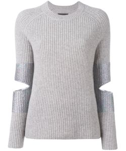 Zoe Jordan | Hubble Knit Cut Out Sweater Size Medium/Large