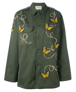 Night Market | Butterfly Military Jacket