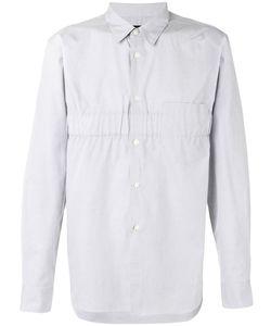 Comme Des Garçons Homme Plus | Gathered Detail Shirt