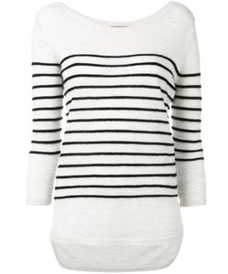 N.Peal | Textured Stripe Jumper Women