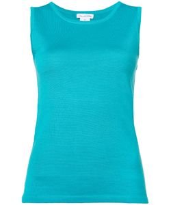 Oscar de la Renta | Jewel Neck Tank Top Women
