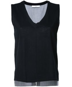 Astraet | V-Neck Knit Tank Women One