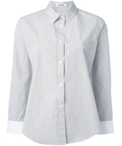 Jil Sander   Striped Shirt 36 Cotton