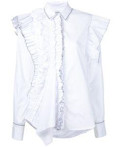 Preen by Thornton Bregazzi | Ruffled Detail Shirt