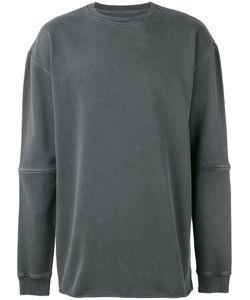 Maharishi | Oversized Seam Panel Sweater