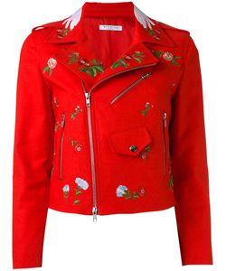Vivetta | Embroidered Biker Jacket Women 42