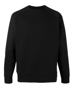 Odeur | Shield Mesh-Panelled Sweatshirt S
